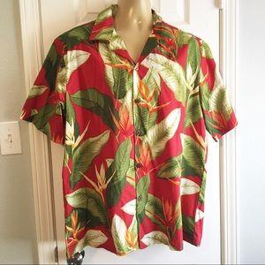 Bishop St Vintage Hawaiian Shirt
